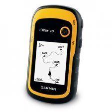 Garmin eTrex 10 (010-00970-01) официальная поставка - Доступный GPS–Глонасс туристический навигатор прочной конструкции