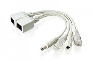RF elements PassivePoE Set V2 (standard) - набор инжектор и сплиттер Passive PoE