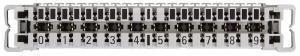 NIKOMAX NMC-PL10-CC-10 - уп-ка 10шт., плинт 10 пар, Кат.3 (Класс C), 16МГц, контакты типа KRONE, неразмыкаемый, маркировка 0...9, крепление под кронштейн, серый купить в Казани Описание:Наиболее популярным решением для организации телефонной инфраструктуры являются кроссы ти