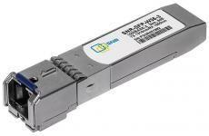 SNR-SFP-W35-3-I - Одноволоконный модуль, SFP WDM 1000Base-BX, разъем SC, рабочая длина волны Tx/Rx: 1310/1550нм, дальность до 3км (6dB), с поддержкой функции DDM купить в Казани Одноволоконный оптический модуль с форм фактором SFP для 1G Ethernet, соответсвует стандарту 1