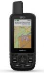Garmin GPSMAP 66SR (010-02431-03) - Этот прочный портативный навигатор премиум-класса с цветным 3-дюймовым дисплеем, предзагруженными картами и оптимальной точностью купить в Казани
