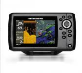 Garmin HUMMINBIRD HELIX 5X CHIRP DI GPS G2 ACL (HB-Helix5XDIGPSG2) - Эхолот/картплоттер HELIX 5 CHIRP DI GPS G2 с новым пользовательским интерфейсом и операционной системой купить в Казани
