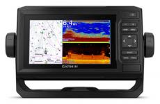 Garmin ECHOMAP UHD 62CV - картплоттер с ультравысокой детализацией (010-02329-01) купить в Казани