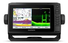 """Garmin ECHOMAP UHD 72CV (без датчика в комплекте) (010-02333-00) - Картплоттер с сенсорным экраном 7"""", обеспечивающим отличную читаемость даже при солнечном свете, включает быстросъемную монтажную скобу и трансдьюсер, который позволяет добавить функции сканирующего сонара с ультравысоким разрешением и традиционного сонара CHIRP. купить в Казани"""
