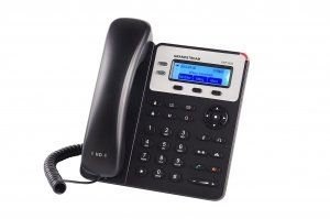 GXP1620/1625 - стандартный IP-телефон Grandstream для малого бизнеса. имеет 2 SIP линии, 3 программируемые контекстозависимые клавиши, HD-аудио и поддерживает режим конференции до 3-х участников