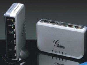 Grandstream HandyTone 503 (HT503) - SIP-адаптер, 1*WAN, 1*LAN, NAT, 1*FXS, 1*FXO