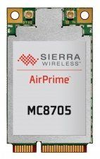 Радиокарта Sierra Wireless AirPrime MC8705 - 3G модем miniPCI-e