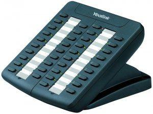 Yealink EXP38 - Модуль расширения на 38 программируемых кнопок. Работает с телефонамиSIP-T28P, SIP-T26P (начиная c версии ПО x.43.x.x) и с SIP-T38G.Возможности38 программируемых кнопок с двухцветным LED-индикатором