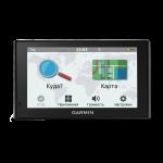 Garmin DRIVESMART 51 RUS LMT (010-01680-46) - Простой в использовании GPS-навигатор с подключаемыми функциями и ярким емкостным сенсорным дисплеем 5 дюймов купить в Казани