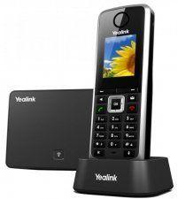 Yealink W52P - IP-телефон с радиотрубкой