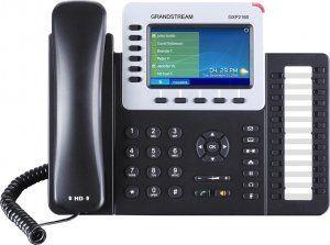 Grandstream GXP2160 (GXP-2160) - IP-телефон, 6 линий, PoE