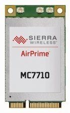 Радиокарта Sierra Wireless AirPrime MC7710 - 4G/LTE модем miniPCI-e