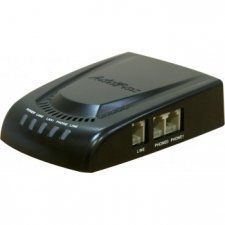 Компактный VoIP-шлюз AddPac AP100B предназначен для организации телефонии в небольшой компании или для подключения домашних пользователей.При помощи данного устройства вы можете легко и быстро подключить аналоговый телефон или факс к SIP-серверу (IP АТС) или Gatekeeper (H323)