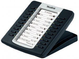 Yealink EXP39 - модуль расширения с LCD для телефонов T38G/T28P/T26P