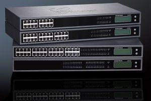 Grandstream GXW4216 (GXW-4216) - VoIP-шлюз, 16*FXS
