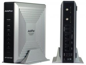 VoIP-GSM-шлюз AddPac AP-GS1002C