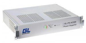 Источник бесперебойного питания GIGALINK GL-PS-AC500 для коммутаторов, 500 Вт