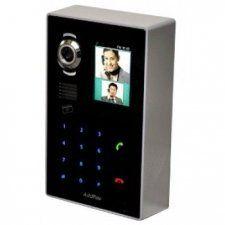 IP видеодомофон для офиса, многоквартирного или частного дома. Рассчитан на применение в сухих, отапливаемых помещениях (с температурой не менее 00С), например, в подъездах, прихожих, КПП и т