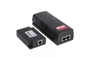 Инжекторы позволяют обеспечить питание устройств PD (Powered Device) по Ethernet кабелю. Любое сетевое устройство может выступать в роли PSE (Power Sourcing Equipment) с помощью PoE инжекторов