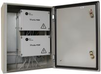 TFortis PSW-2G8F-Kit - PoE-коммутатор уличный управляемый/неуправляемый, 8*802.3af/Passive PoE, 2*SFP 1000Base-X