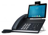 Yealink SIP VP-T49G - IP-телефон мультимедийный, видеотерминал, Wi-Fi, Bluetooth, HDMI, с камерой, с БП