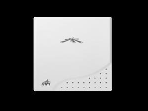Описание Ubiquiti mFi-THS Датчик температуры разработан для мониторинга климатических данных (HVAC) и подобных применений. Измеряет температуру и влажность