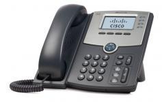 Cisco SB SPA504G-XU - IP-телефон 4 линии, PoE