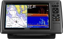 Garmin ECHOMAP CHIRP 92SV с датчиком (010-01578-01) - эхолот-картплоттер