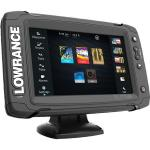 Lowrance Elite-7Ti Mid/High/TotalScan™ (000-12419-001) - эхолот-картплоттер