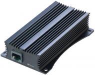 Описание MikroTik 48 to 24V Gigabit PoE Converter Преобразователь разработан для питания устройств линейки RouterBOARD с помощью любого источника PoE 48 В