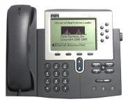 Cisco CP-7960G - IP-телефон, работает только в SIP протоколе, Cisco pre-standard PoE