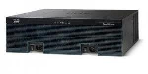 В стандартную комплектацию входит:1GB DRAM памяти и 256MB Compact Flash,1 блок питания AC Cisco® ISR 3900—серия маршрутизаторов с интеграцией сервисов, разработанная на основании 25-летнего опыта Cisco в области инноваций и создания передовых решений