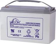LEOCH DJM 12100 - аккумуляторная батарея, AGM, 100Ач, 12В