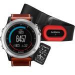 Умные мультиспортивные часы с сапфировым стеклом. Часы идеально подходят как для повседневного ношения с кожаным ремнем, так и для мультиспортивных тренировок