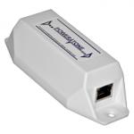 POWERTONE PEXT-E - PoE-удлинитель Ethernet, 802.3at и 802.3af совместимость, не треб. внешнего питания, для внутреннего использования