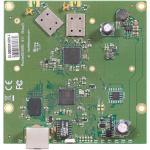 Описание MikroTik 911 Lite5 ac Усовершенствованная модель платы 911 Lite5. Материнская плата представляет собой маленький беспроводной роутер со встроенной радиокартой 5 ГГц (2х2 MIMO), теперь с поддержкой стандарта 802