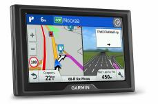Специализированный GPS-навигатор с предупреждениями для водителей Куда бы вы ни отправились, ваша поездка будет более комфортной с устройством Garmin Drive