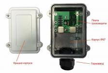 TFortis SG-Cam– устройство грозозащиты предназначено для обеспечения защиты видеокамер по порту Ethernet от помех большой энергии, наведенных мощными грозовыми разрядами