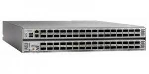 В комплект входит: - Блок питания AC- 2 шт - ЛицензияN3K-LAN1K9. Крепления в комплект не входят Cisco Nexus® 3164Q - высокопроизводительный коммутатор с портами 10/40G