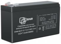 SNR-BAT-12-7.2-GP - Аккумуляторная батарея, AGM, 7.2Ач, 12В