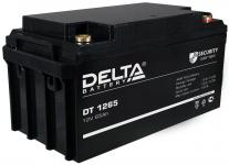 Delta DT 1265 - Аккумуляторная батарея, AGM, 65Ач, 12В