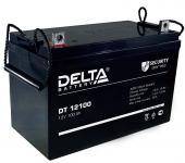Delta DT 12100 - Аккумуляторная батарея, AGM, 100Ач, 12В