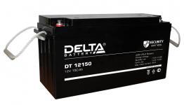 Delta DT 12150 - Аккумуляторная батарея, AGM, 150Ач, 12В