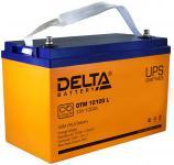 Delta DTM 12100 L - Аккумуляторная батарея, AGM, 100Ач, 12В