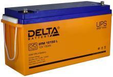 Delta DTM 12150 L - Аккумуляторная батарея, AGM, 150Ач, 12В