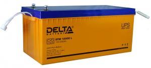 Delta DTM 12200 L - Аккумуляторная батарея, AGM, 200Ач, 12В