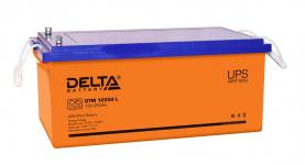 Delta DTM 12250 L - Аккумуляторная батарея, AGM, 250Ач, 12В