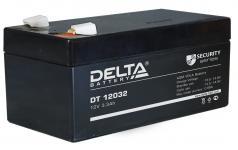 Delta DT 12032 - Аккумуляторная батарея, AGM, 3.2Ач, 12В