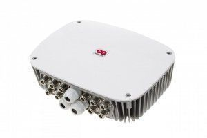 Описание RF elements StationBox ALU CARRIER CLASS Алюминиевый корпус c УФ-стойкой покраской позволяет защитить оборудование от любой непогоды и помех от соседних устройств