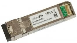 MikroTik S+85DLC03D - SFP+модуль (10Gbit), 300m, Multi Mode